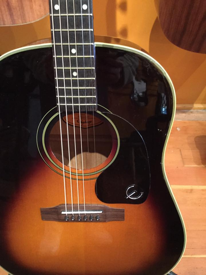 In today, Epiphone AJ45 SE-VS for $695